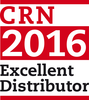 CRN - Excellent Distributor 2016