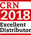 CRN - Excellent Distributor 2018
